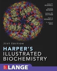 Harpers Illustrated Biochemistry 31e e1532718212276 240x300 - Harper's Illustrated Biochemistry 31st Edition