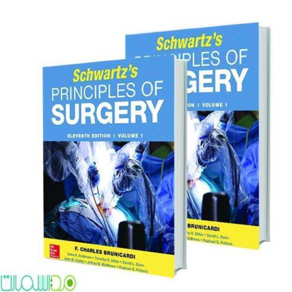 Untitled 1 11 600x600 - کتاب تکست جراحی شوارتز Schwartzs Principles of Surgery