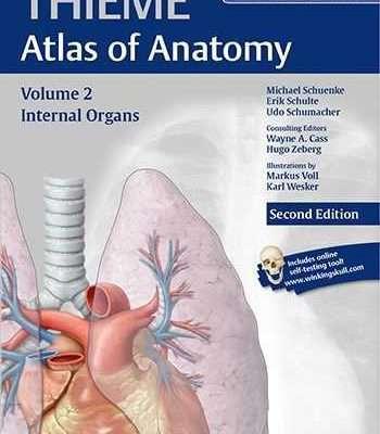 اطلس آناتومی thieme ارگان های داخلی (Internal Organs)