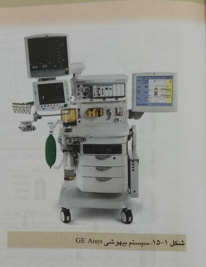 سیستم بیهوشی GE Aisys