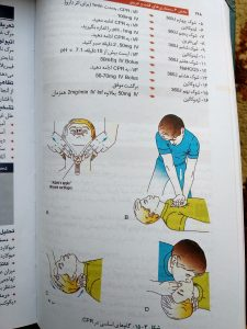 گام های اساسی در CPR