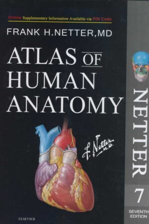 کتاب اطلس آناتومی Netter (به همراه دانلود Pdf)