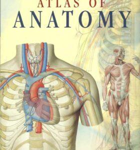 کتاب اطلس آناتومی