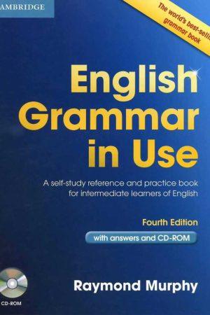 کتاب English Grammar in Use 4nd