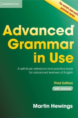 کتاب Advanced Grammar In Use 3nd