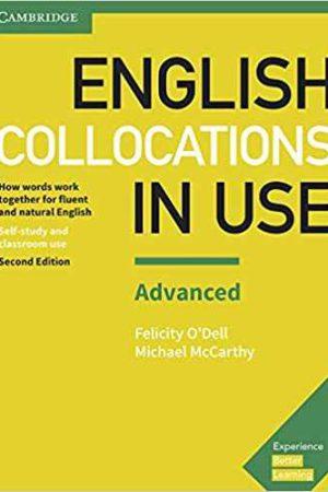کتاب English Collocations in Use Advanced 2nd