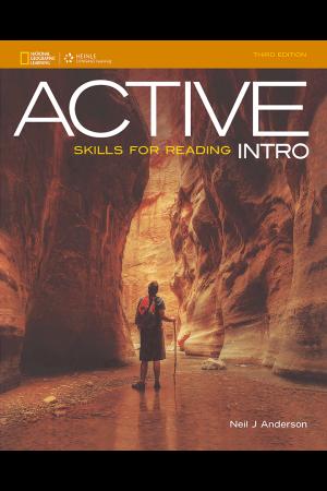 کتاب ACTIVE Skills for Reading Intro