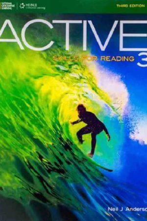 کتاب Active Skills for Reading 3