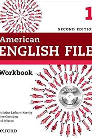 کتاب American English File 1