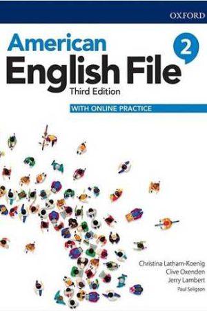 کتابAmerican English File 2