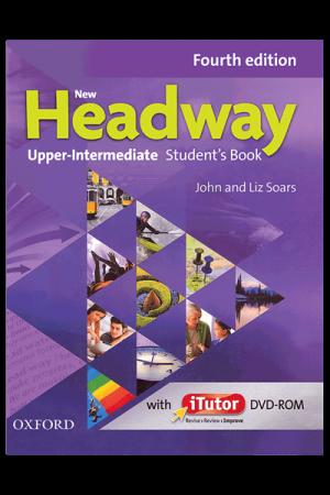 کتاب New Headway Upper Intermediate