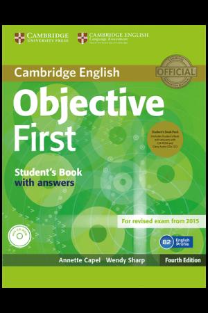 کتاب Objective first