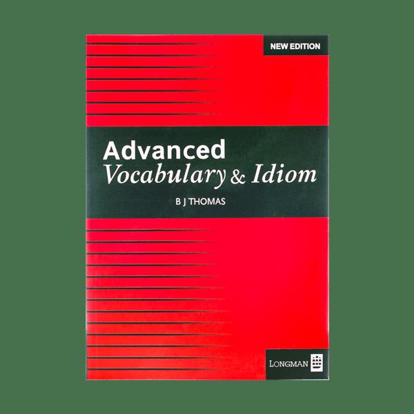 کتاب Advanced Vocabulary and Idiom