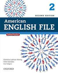 American English File 2کتاب