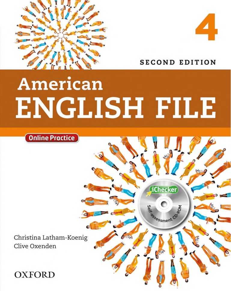 کتاب American English File 4