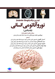 نوروآناتومی انسانی پایه و بالینی ایندر بیرسینگ